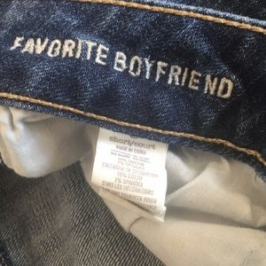 American Eagle Outfitters Jeans - American Eagle Favorite Boyfriend Jeans Sz 6 Short